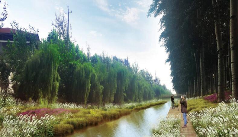 通州-北京城市副中心水环境治理项目
