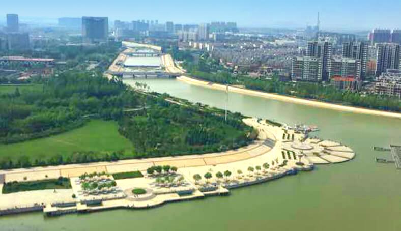 赤峰市中心城区防洪及环城水系 治理工程PPP项目