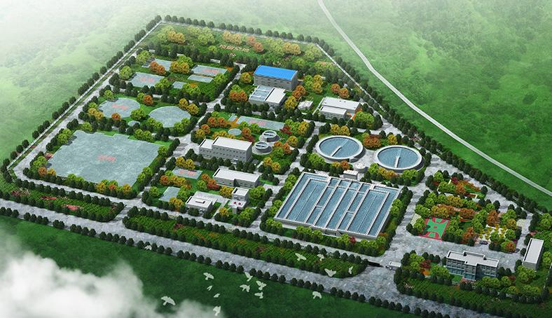 盘锦辽东湾石化产业园污水处理厂改造工程