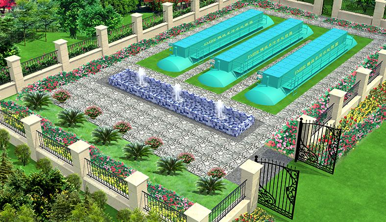 江西上饒市鄉鎮污水及水環境綜合治理 PPP 項目