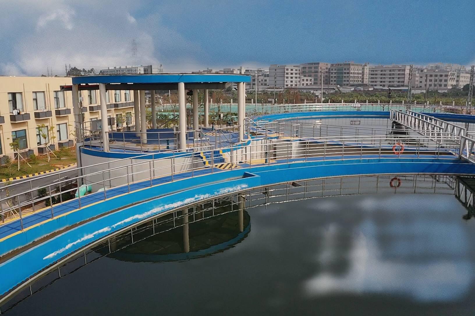 广东省广州市·增城区中心城区污水系统工程项目