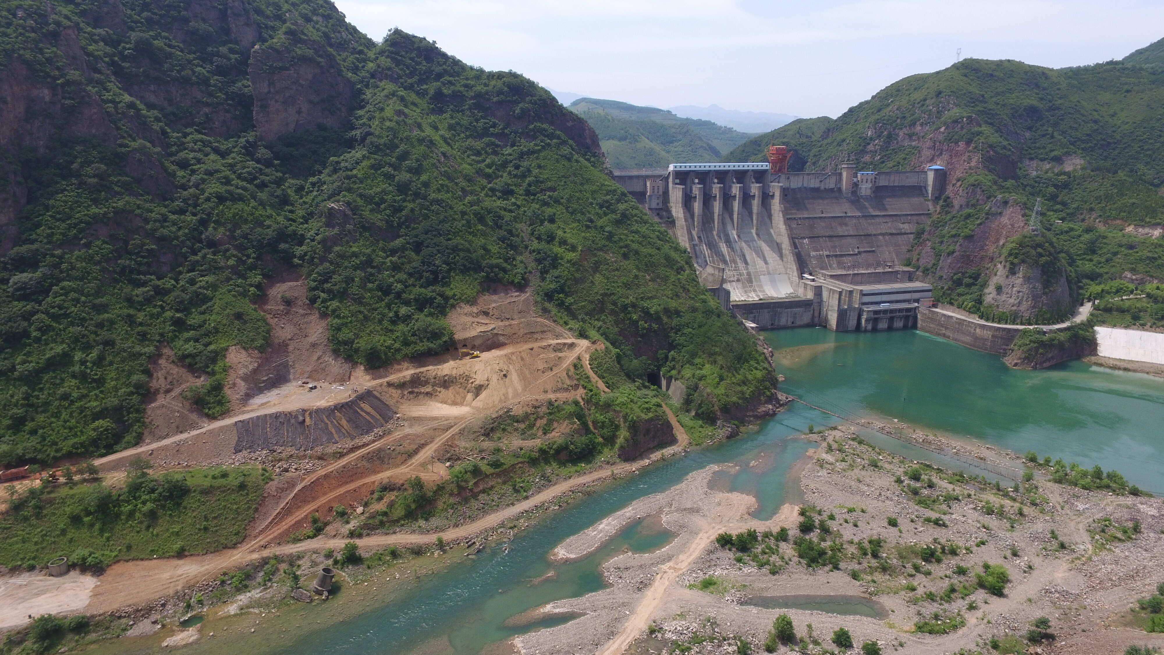 河南省洛阳市·故县水库引水工程项目