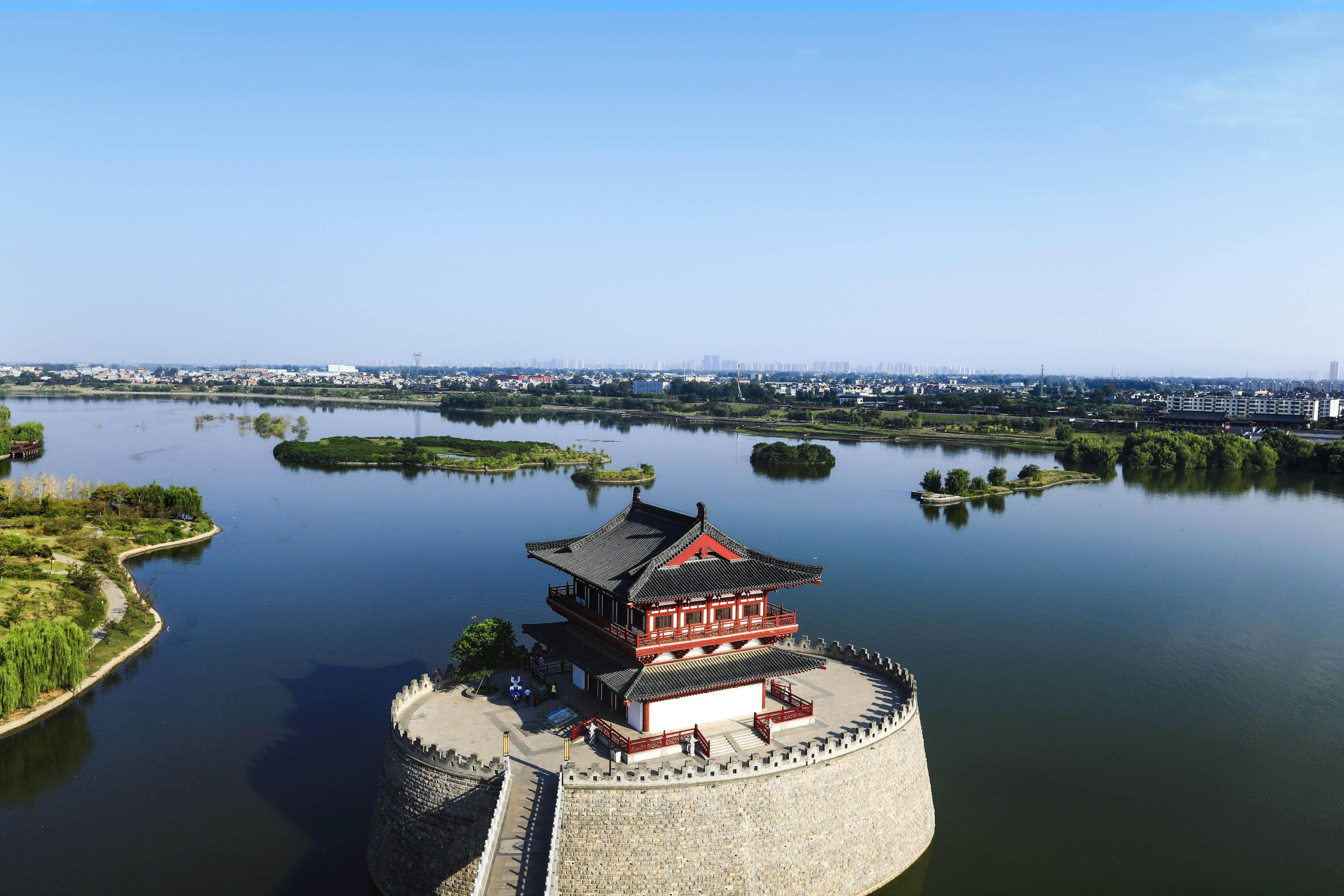 河南省洛阳市·洛河水系综合整治工程项目