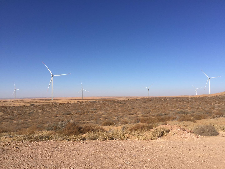 北控厢和图风电场项目